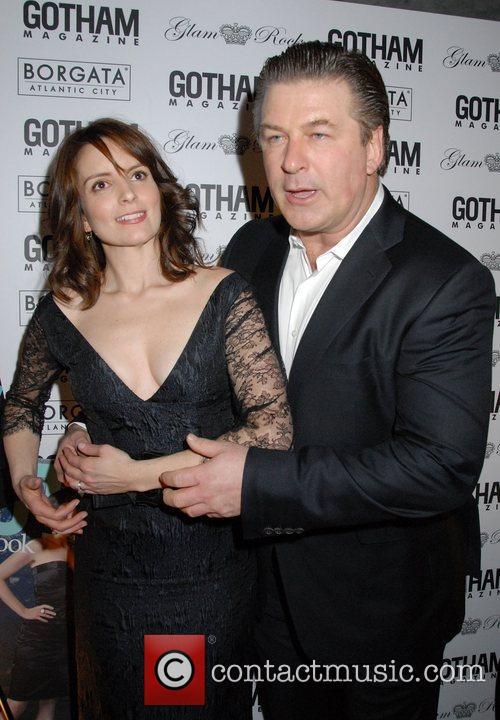 Alec Baldwin and Tina Fey 5