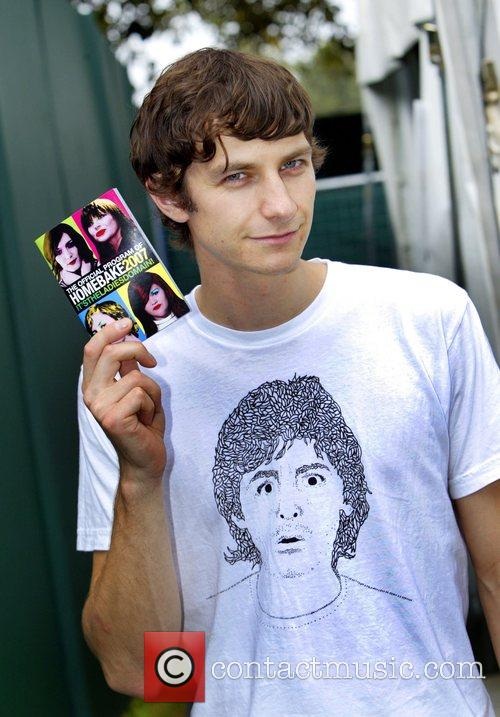 Gotye at Homebake 2007, Australia's annual outdoor music...