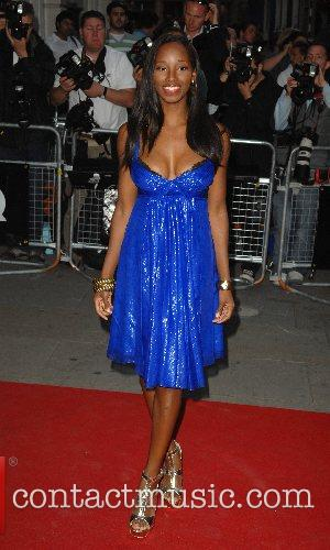 Jamelia GQ Awards  at the Royal Opera...