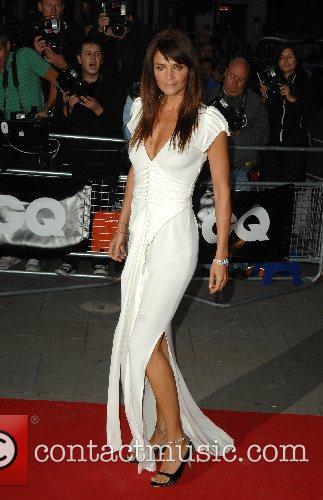 Helena Christensen GQ Awards  at the Royal...