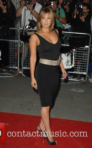 Rachel Stevens GQ Awards  at the Royal...