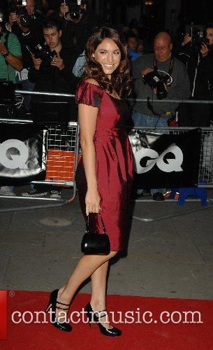 Kelly Brook GQ Awards  at the Royal...