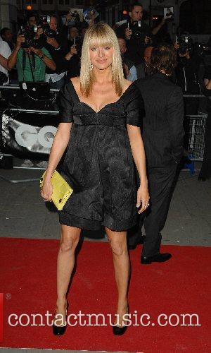 Tess Daly GQ Awards  at the Royal...