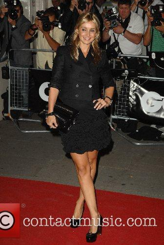 Louise Redknapp GQ Awards  at the Royal...