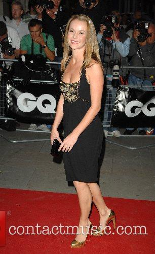 Amanda Holden GQ Awards  at the Royal...