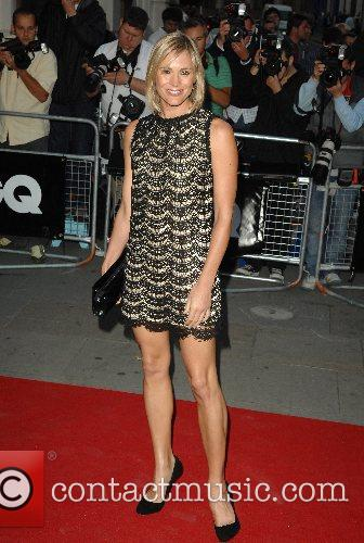 Jenny Falconer GQ Awards held at the Royal...