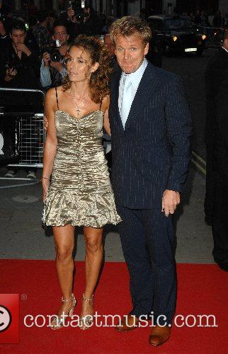 Tana Ramsay and Gordon Ramsay GQ Awards held...