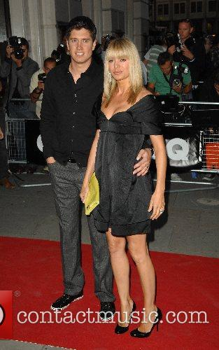 Vernon Kay and Tess Daly GQ Awards held...