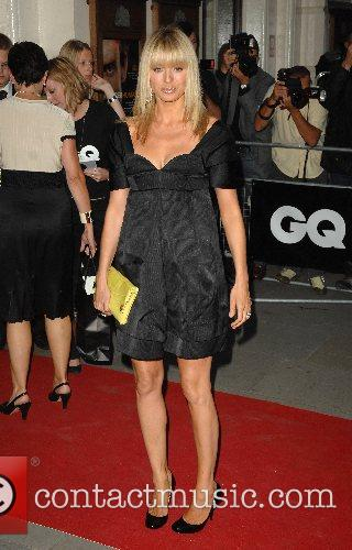 Tess Daly GQ Awards held at the Royal...