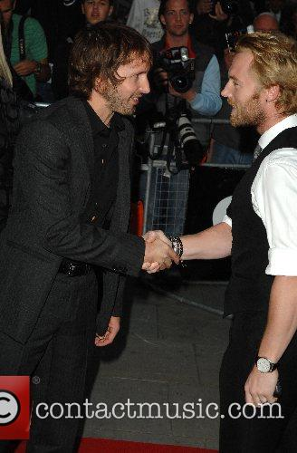 James Blunt and Ronan Keating GQ Awards held...