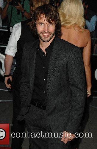 James Blunt GQ Awards held at the Royal...