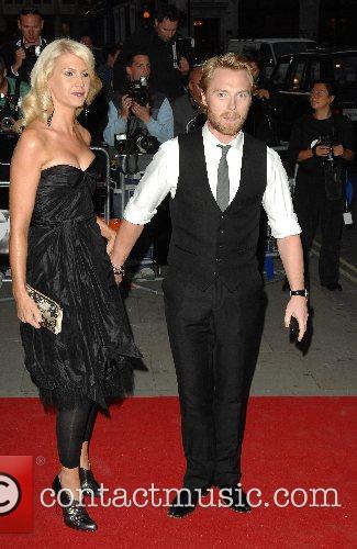 GQ Awards held at the Royal Opera House...
