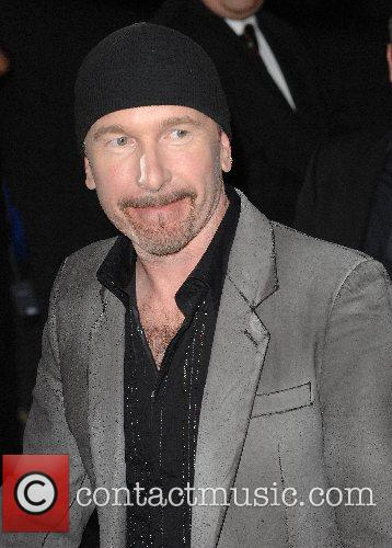 The Edge GQ Awards held at the Royal...