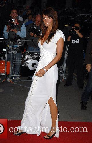 Helena Christensen GQ Awards held at the Royal...