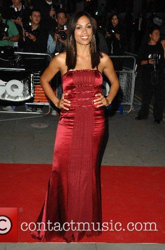 Rosario Dawson GQ Awards held at the Royal...