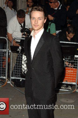 James McAvoy GQ Awards held at the Royal...