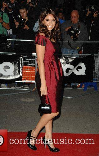 Kelly Brook GQ Awards held at the Royal...