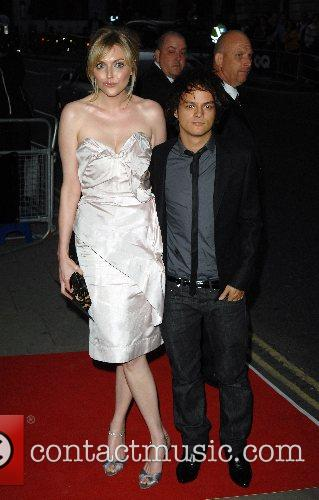 Sophie Dahl and Jamie Cullum GQ Awards held...