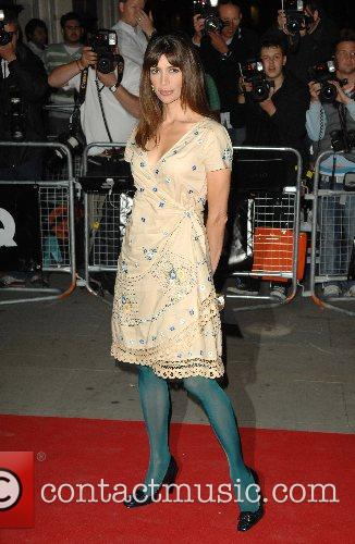 Lisa B GQ Awards held at the Royal...