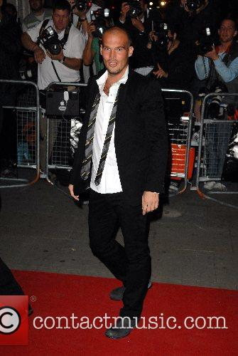 Freddie Ljundberg GQ Awards held at the Royal...
