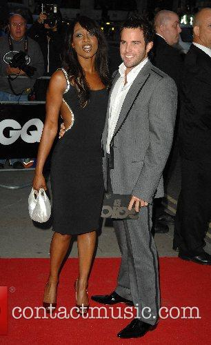 Beverley Knight and guest GQ Awards held at...