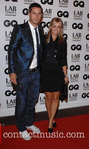 Jamie Redknapp and Louise Redknapp GQ Men Of...