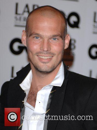 Freddie Ljungberg GQ Men Of The Year Awards...