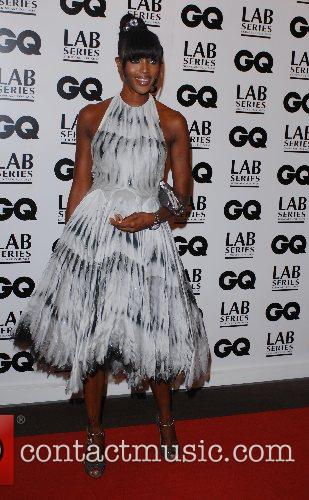 Naomi Campbell GQ Men Of The Year Awards...