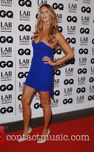Elle MacPherson GQ Men Of The Year Awards...