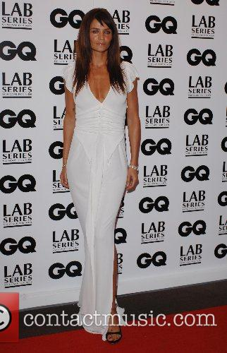 Helena Christensen GQ Men Of The Year Awards...