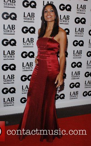 Rosario Dawson GQ Men Of The Year Awards...