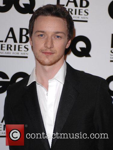 James McAvoy GQ Men Of The Year Awards...
