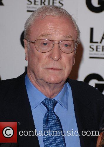 Michael Caine GQ Men Of The Year Awards...