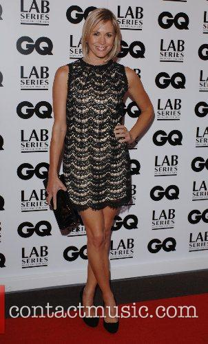Jenny Falconer GQ Men Of The Year Awards...
