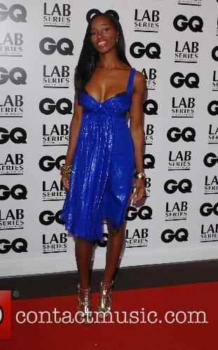 Jamelia GQ Men Of The Year Awards held...