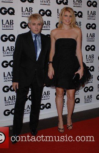 Nick Rhodes and Meredith Ostrum GQ Men Of...