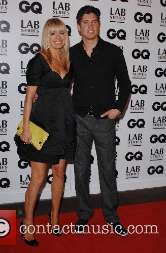 Tess Daly and Vernon Kaye  GQ Men...