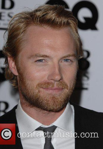 Ronan Keating GQ Men Of The Year Awards...