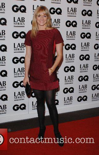 Gabby Logan GQ Men Of The Year Awards...