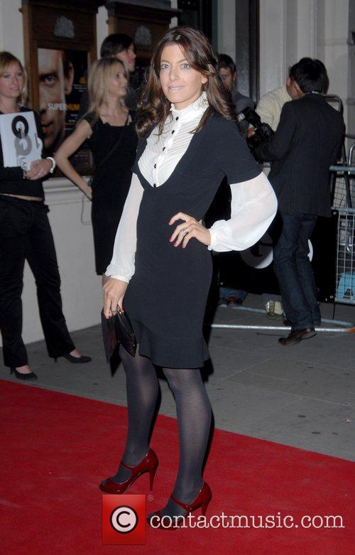 Claudia Winkleman GQ Awards held at the Royal...