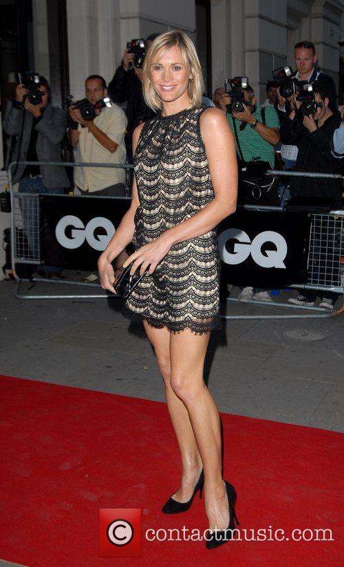 Jenni Falconer GQ Awards held at the Royal...