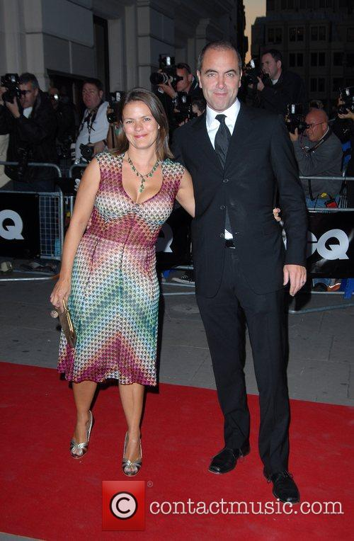 James Nesbitt GQ Awards held at the Royal...