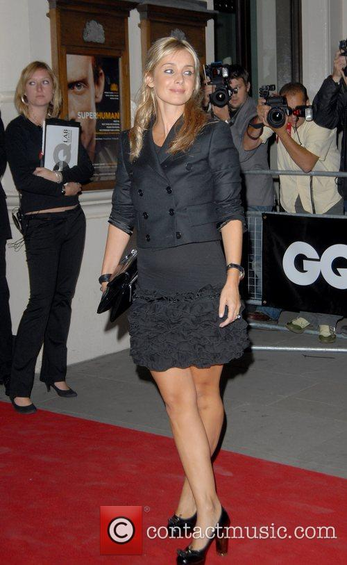 Louise Redknapp GQ Awards held at the Royal...