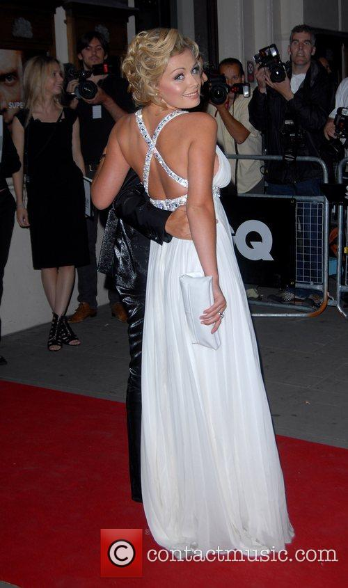 Catherine Jenkins GQ Awards held at the Royal...