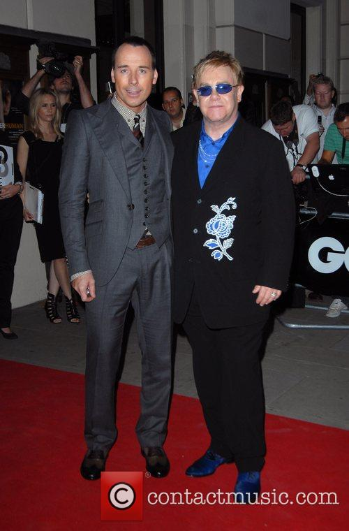David Furnish and Elton John 6