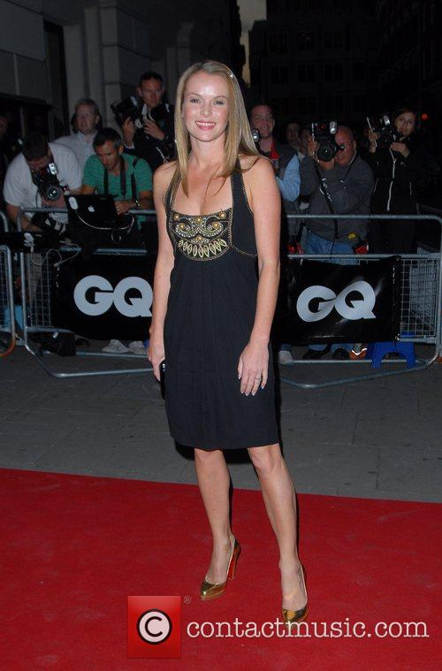 Amanda Holden GQ Awards held at the Royal...