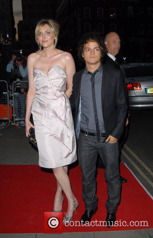 Sophie Dahl and Jamie Callum GQ Awards held...