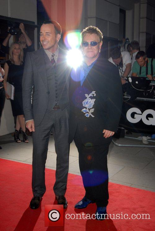 David Furnish and Elton John 5