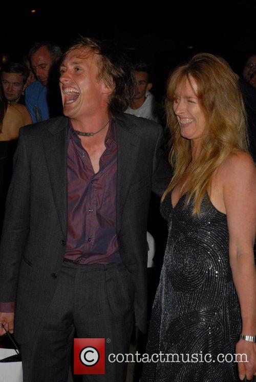 Richard Hammond and wife,  GQ Men Of...