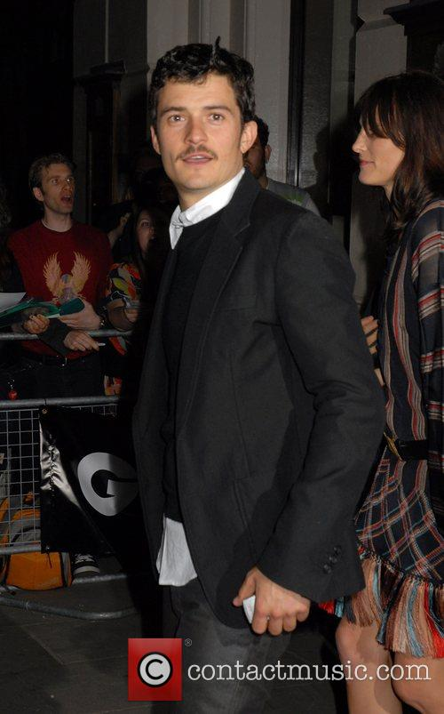 Orlando Bloom,  GQ Men Of The Year...